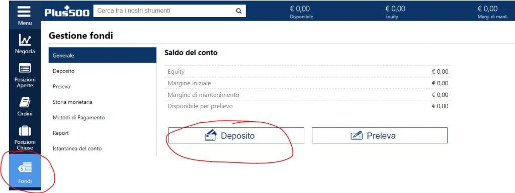 conti deposito bitcoin)